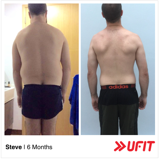 Steve Chapman body transformation 3