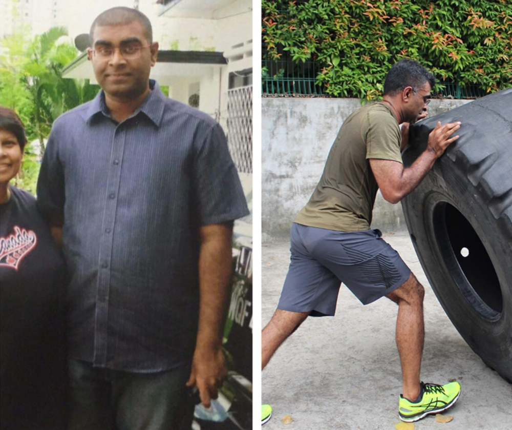INDRAN THANA - LOST ALMOST 29KG DURING THE PROGRAM