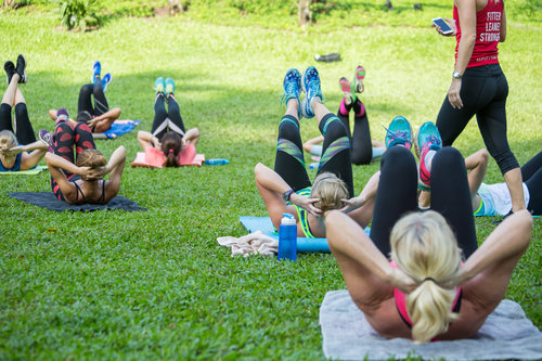 SHEFIT  Fun and effective  female only  sessions designed to shape and strengthen not only your body but your mind too.  Botanic Gardens  and  Bishan Park