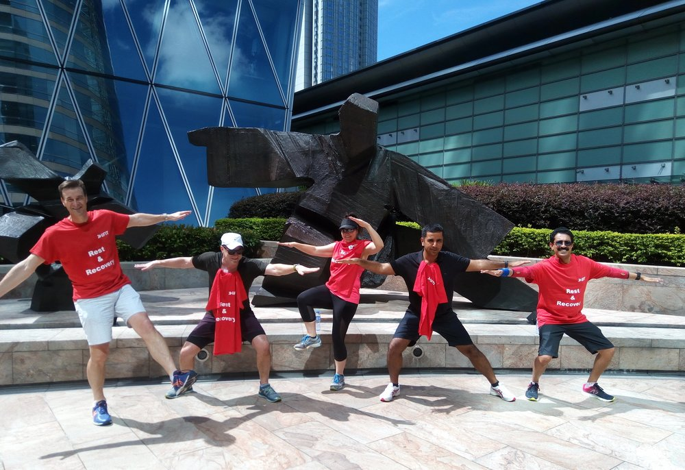 Hewlett Packard Enterprise Amazing Race - Hong Kong
