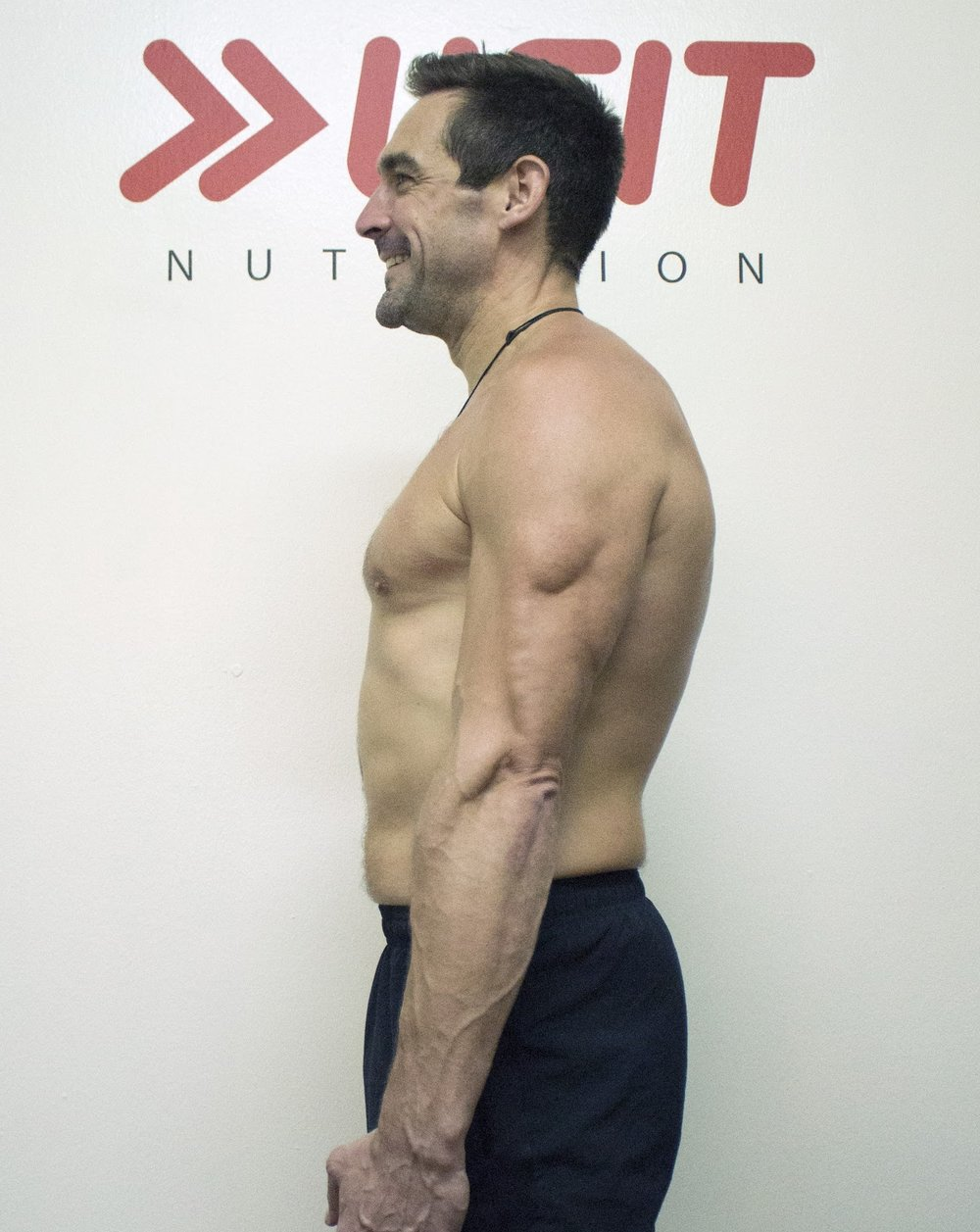 You could be looking at a leaner you!