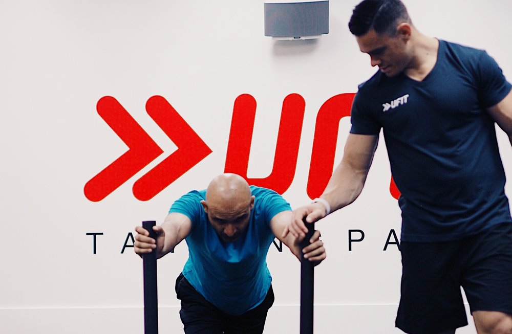 Launch of Personal Training @ UFIT Tanjong Pagar