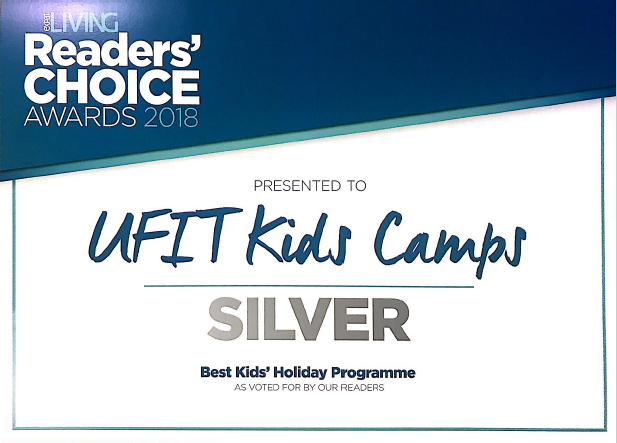 Kids camp Expat living best holiday programme award