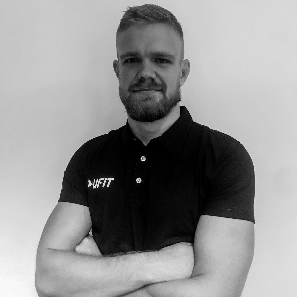 Liam O'Neill  Personal Trainer