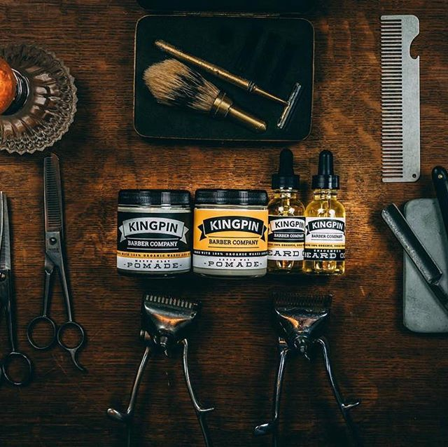 Thanks @modernmantv for the great review! Make sure to go to his to YouTube channel and see for your self!! . . . . #pomade #styleblogger #style #barber #menshair #organic #haircare #beards #beardoil #beardoilnatural #unscented #matteclay