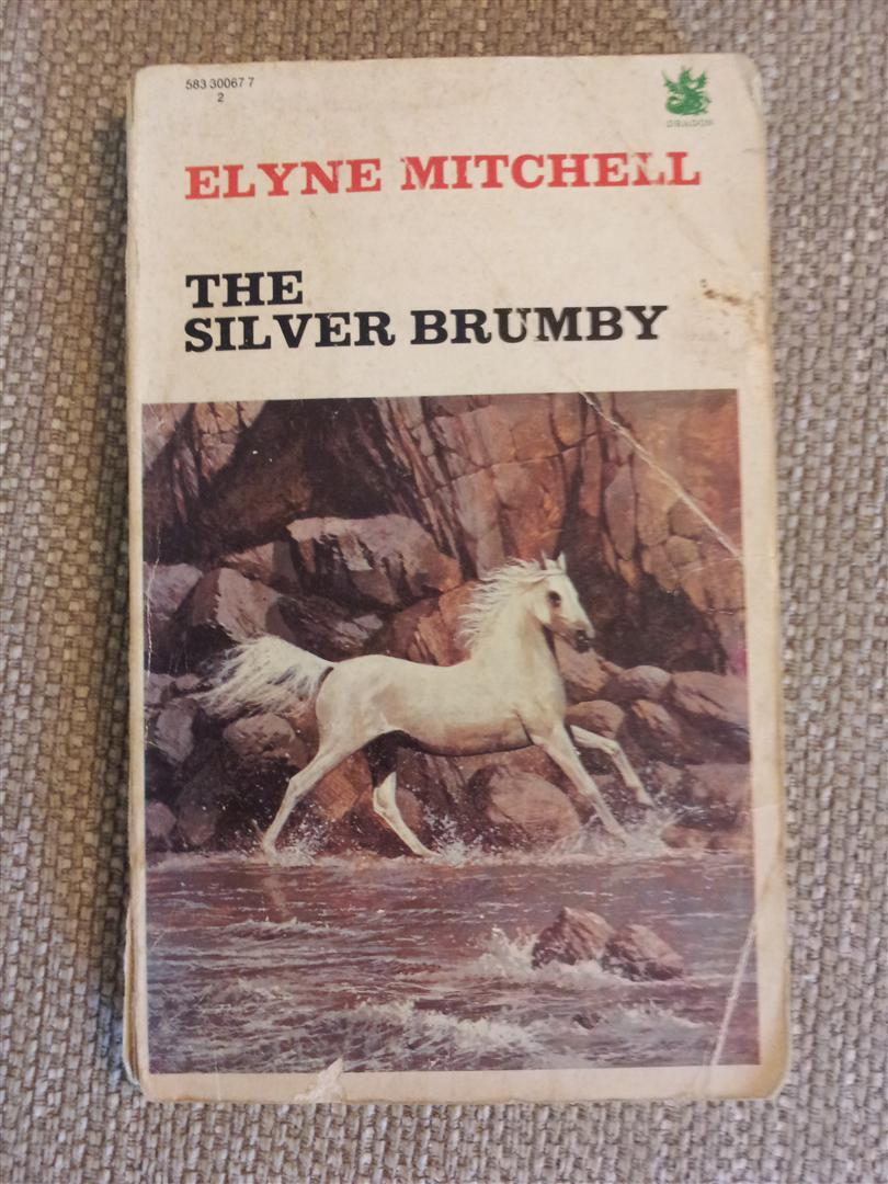 My precious copy of The Silver Brumby