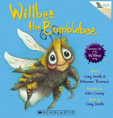 willbee-the-bumblebee-with-cd
