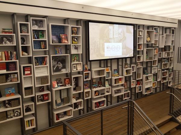 Books, books ...