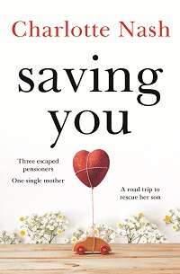 Saving You  (coming January 2019)