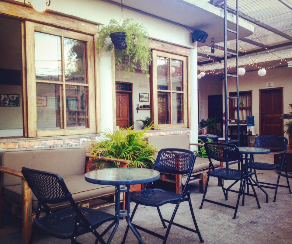 La Ronda, Hostel