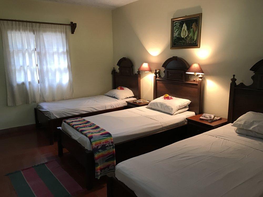 Dorm Room Hotel Madrugada Copan