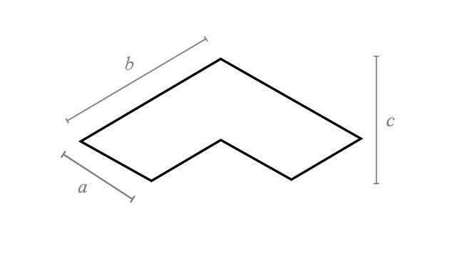 Arrow Flat Tile