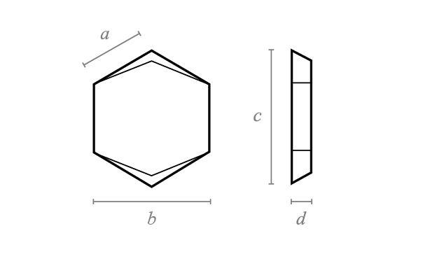 Hexa Oblique