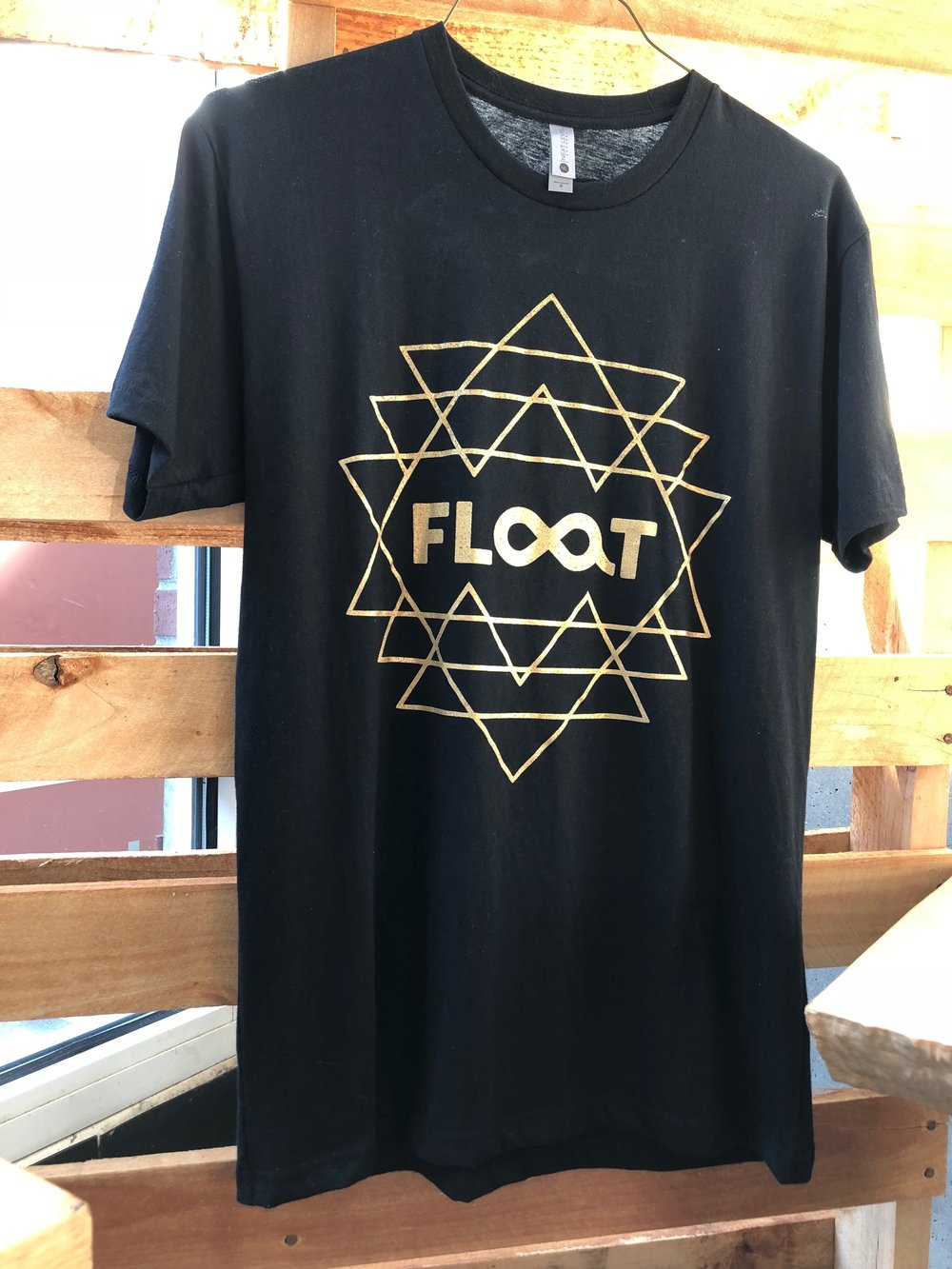 FLOAT SEATTLE TEES  - Support us and spread the word on this amazing therapy!   $20 each