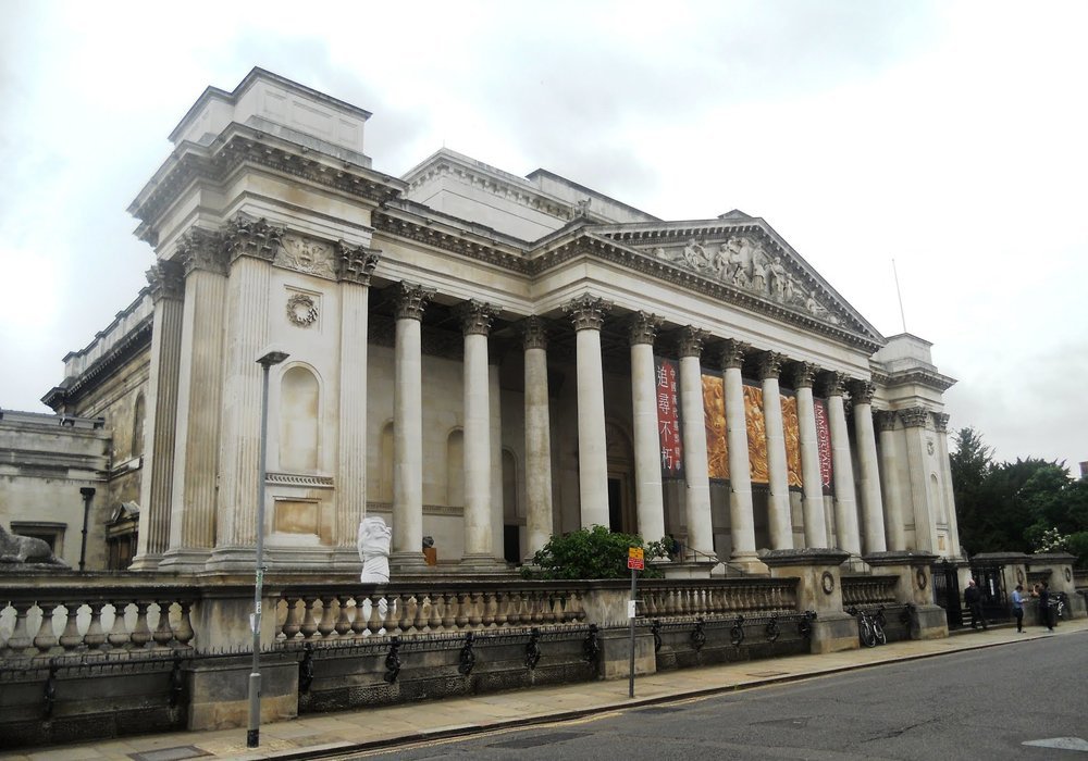 The Fitzwilliam Museum