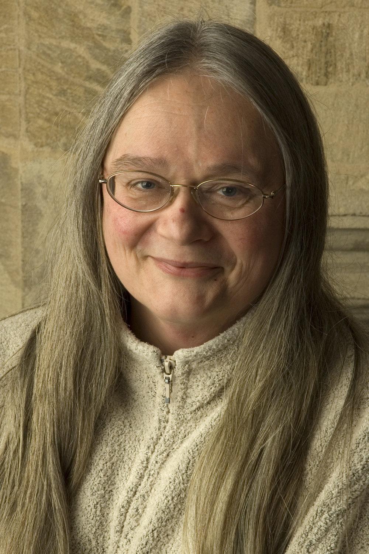 Alison Hennegan. Photo by Kiloran Howard