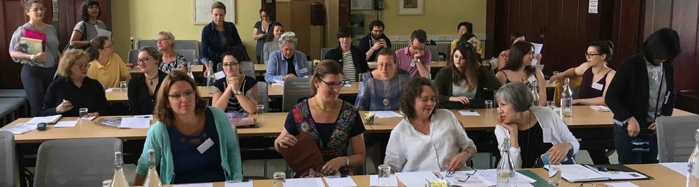 Woolf's Rooms summer course 2017