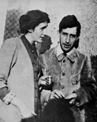 Virginai Woolf and Leonard Woolf
