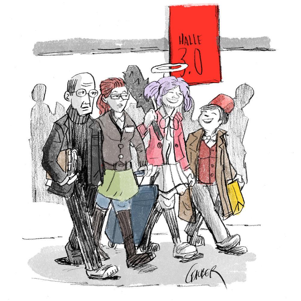 Theme 3.1Autumn arrives in Frankfurt -