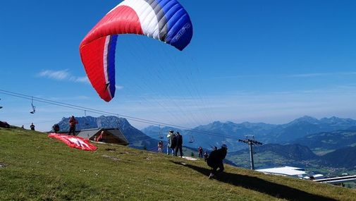 PARAGLIDING HEAVEN - Park, Ride, Fly, Repeat. Our proposal includes installing a proper launch ramp facility for club and recreational use, as well as opening up the opportunity for a gliding school and tour operator.
