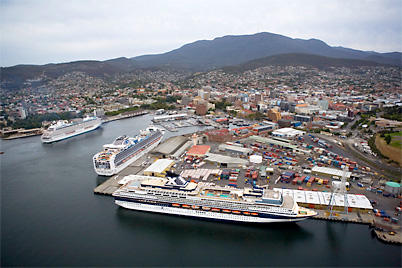 Attracts visitors to Hobart in the slower months