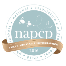 Award Winning Photograph from the National Association of Professional Child Photographers