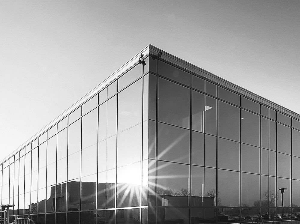 East Moline Glass Headquarters - Argus Dispatch Headquarters - East Moline, Illinois