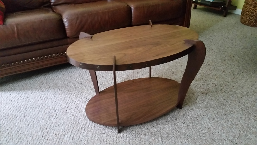 Asheville Table Walnut and Steel client pic.jpg