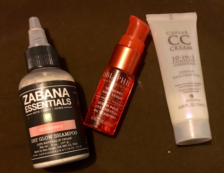 Brandi's Holy Grail Hair Products