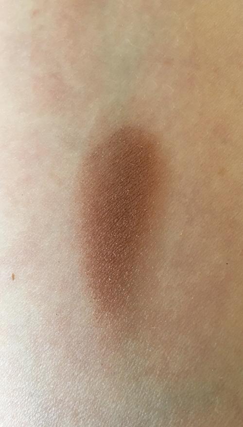 HAN Skin Care Cosmetics eyeshadow in Taupey Plum