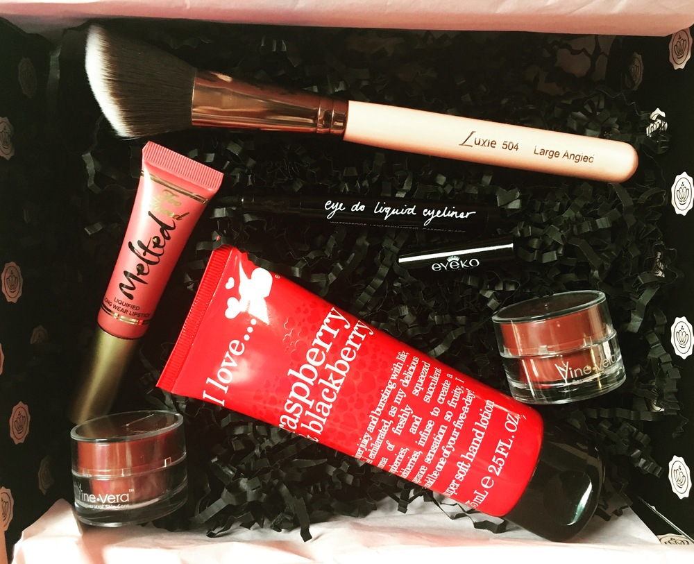 Glossybox, March 2016