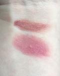 Suntegreity Lip C.P.R. SPF 30 in Solar Rose (top) and Sunburst Pink (bottom)