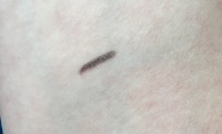 Swatch of Sephora Collection Contour Eye Pencil in Flirting Game