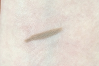 Swatch of Alima Pure Natural Definition Brow Pencil in Light