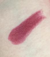 Swatch of Clinique Pop Lip Colour + Primer in Berry Pop