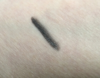 Swatch of Julep When Pencil Met Gel Long-Lasting Eyeliner in Graphite Shimmer