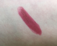 Swatch of NYX Butter Lipstick in Lifeguard