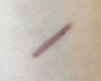 Swatch of Julep When Pencil Met Gel Long-Lasting Eyeliner in Fig Shimmer