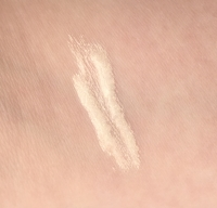 Swatch of Kani Botanicals Galaxy Milk Illuminating Beauty Oil
