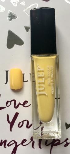 Julep Nail Color and swatch in Adrian
