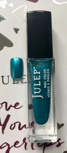 Julep Nail Color and swatch in Acacia