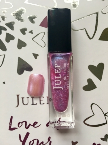 Julep Nail Color and swatch in Regina
