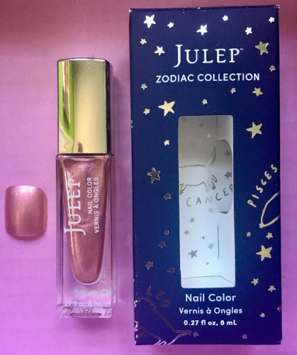 Julep Nail Color in Cancer