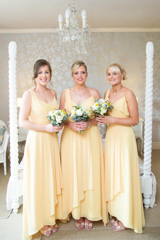 Wattersmaids in Daffodil