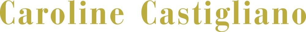 Caroline Castigliano bridal designer