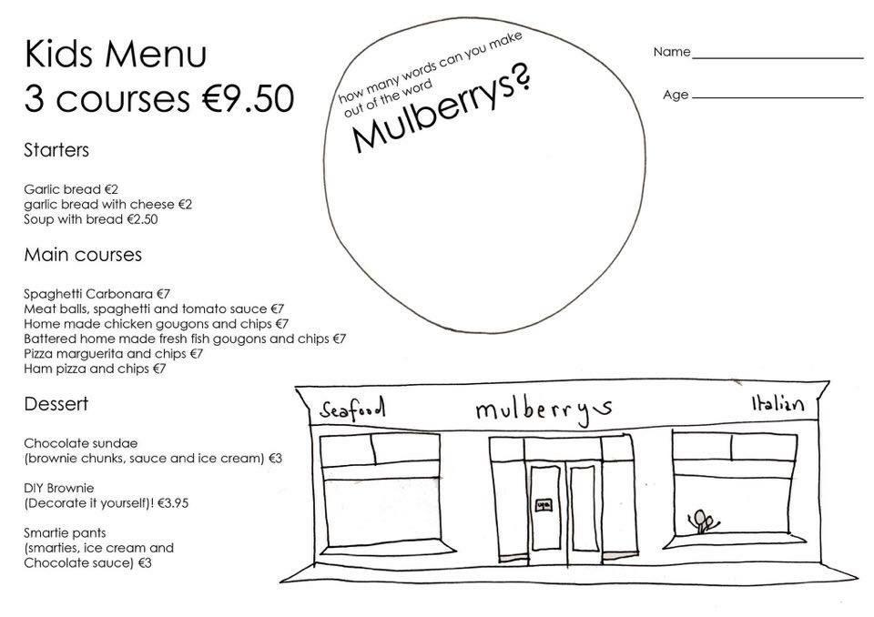Www.mulberrys.ie