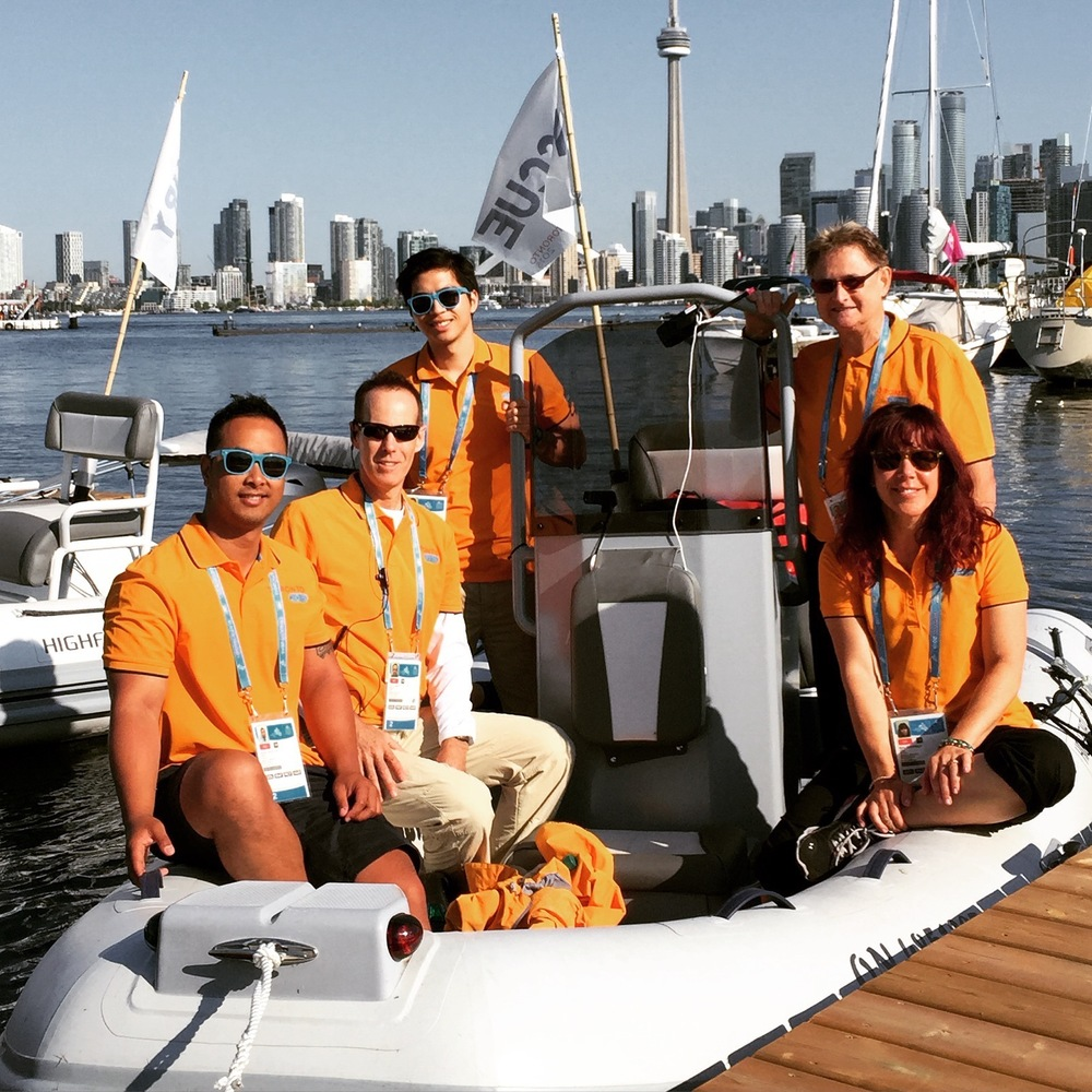 Medical Team panam games