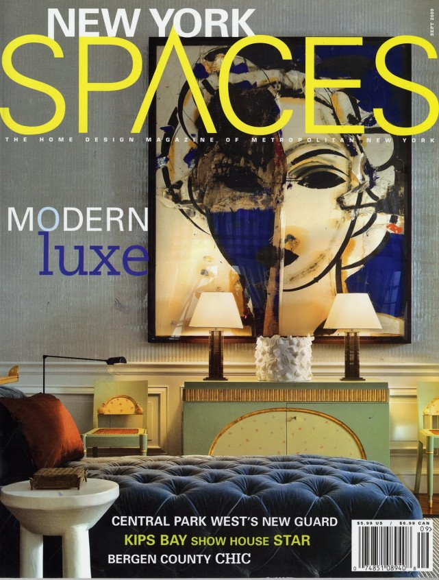New York Spaces           (Wainscot Media),  N  ew York circ. 102,000  10/08  –  11/08      F    reelance Copy Editor    Edited copy of interior design magazine and Lillian August catalog. Flowed corrected text into Quark, meeting very tight deadlines. Subject matter included furnishings, art, and interior decor for upscale urbanites.