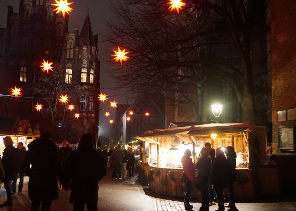 The magical historic Christmas market