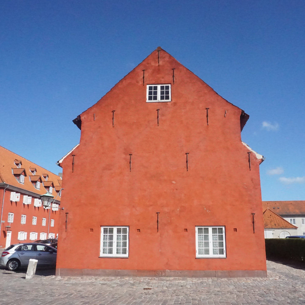 Kastellet, May 2016